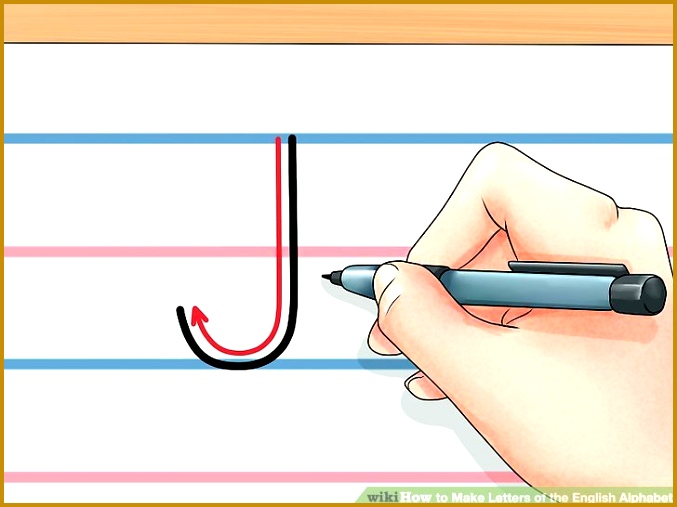 Image titled Make Letters of the English Alphabet Step 11 507677