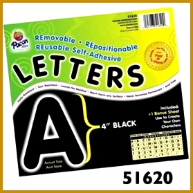 Bulletin Board Letters pack of 78 Bulletin Boards Ideas Letters More Pinterest 279279