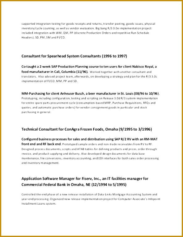 Unique Sales Letter Template 593768