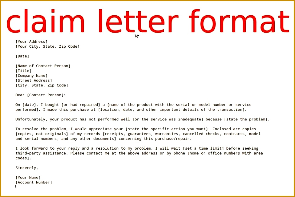 3 Demand Letter Sample 65544 | FabTemplatez