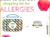 Eating Allergic Checklist 02915 40 Best School with Food Allergies Images On Pinterest