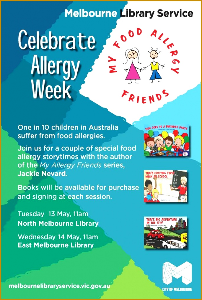 Celebrate Allergy Week with My Food Allergy Friends 1018684