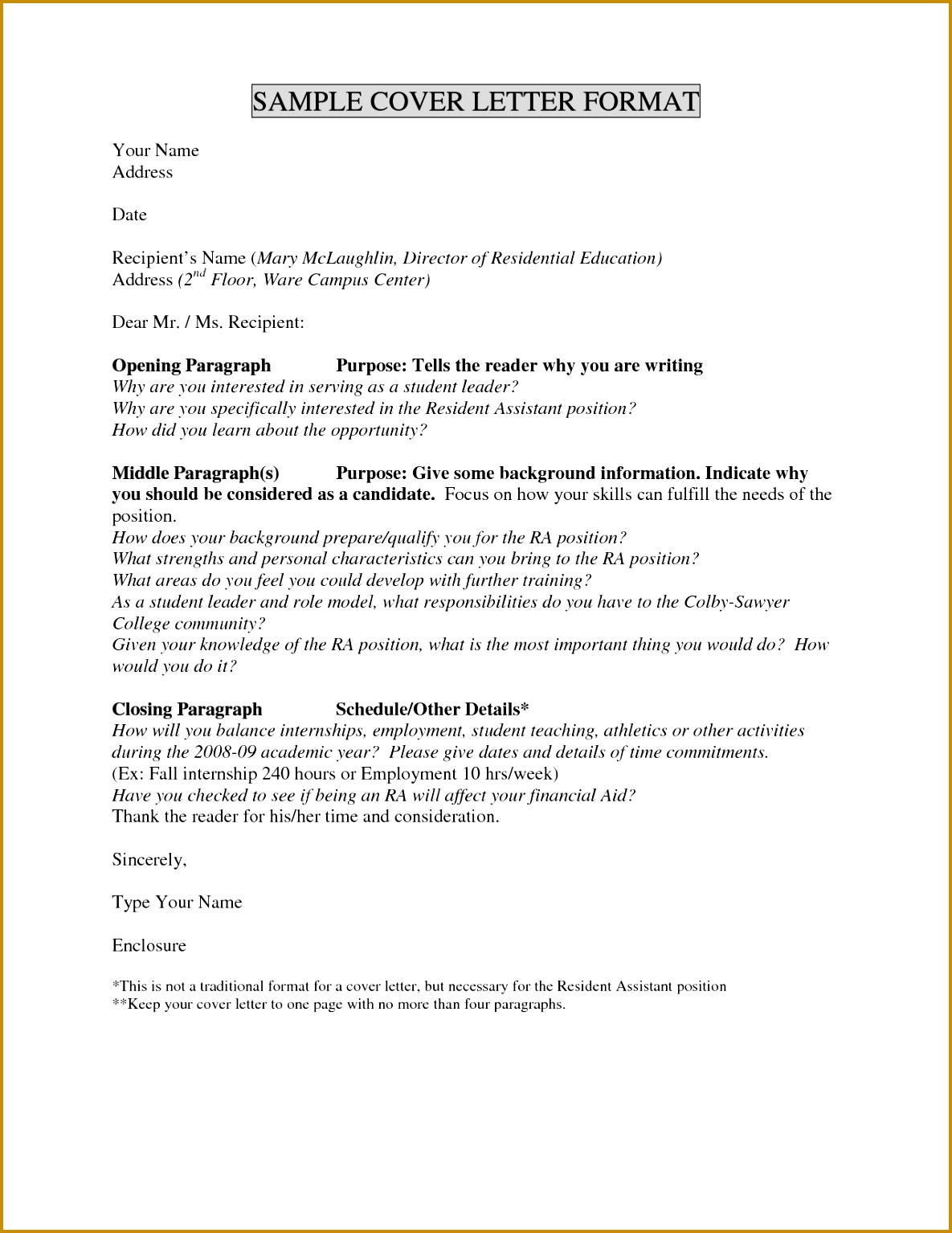 Cover Letter Samples For Employee Referral Fresh Unique If I Apply To More Than E Internship At The Same Place Od I 15341185