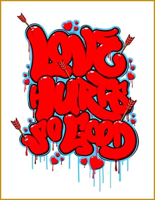 Graffiti letters 685530