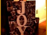 3 Hobby Lobby Wooden Letters