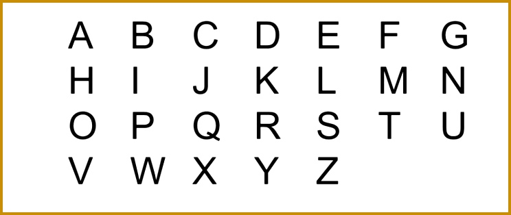 The Geometry of Letters 314744