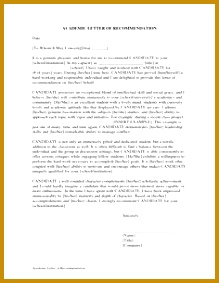 academic excellence letter of re mendation Google Search 283219