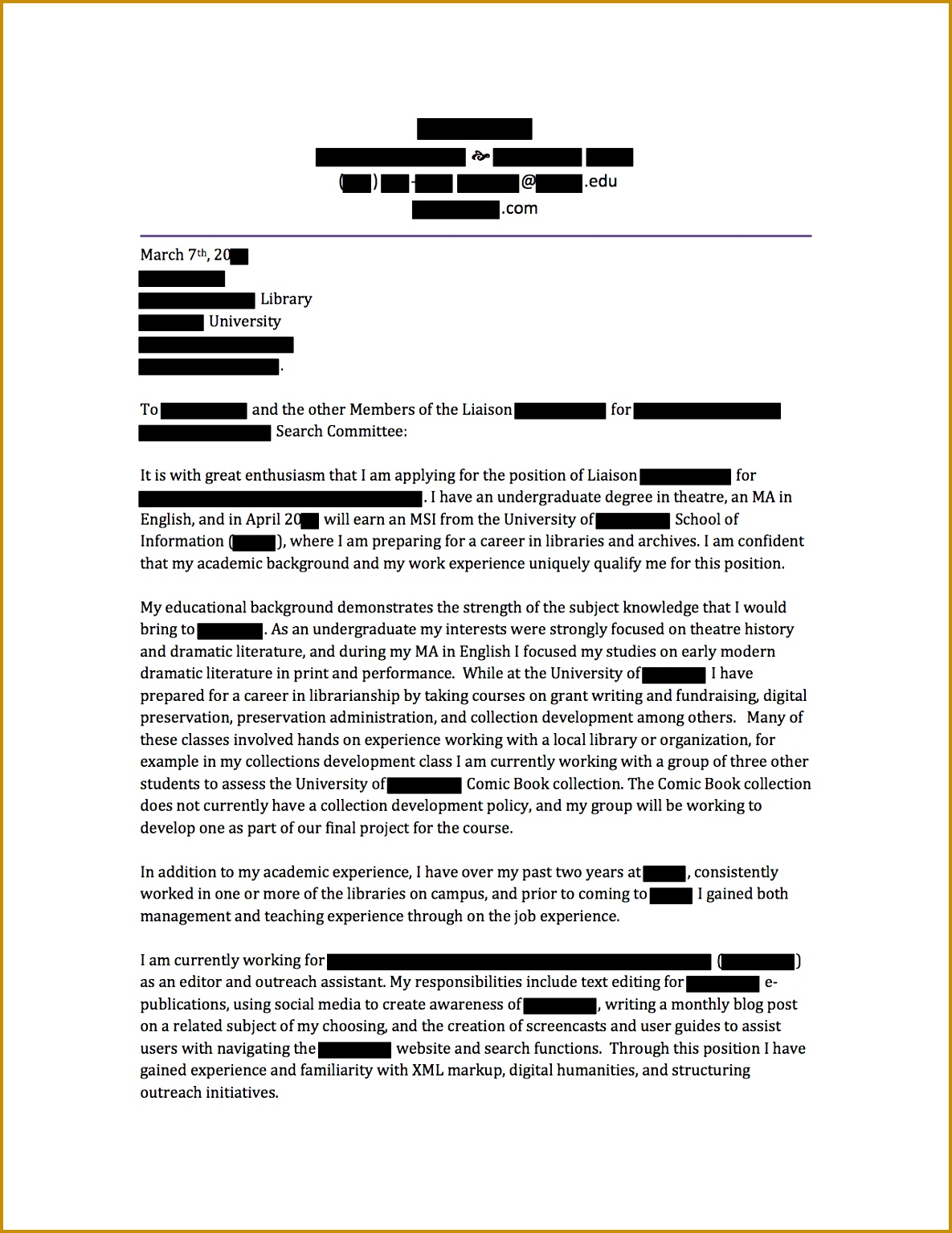 How to Write A Cover Letter Examples Fresh Cover Letter Examples for Internship Beautiful Job Letter 11851534