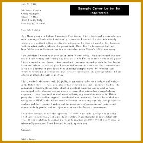 Sample Resume for Government Internship New Cover Letter for Government Internship Olalaopx 279279