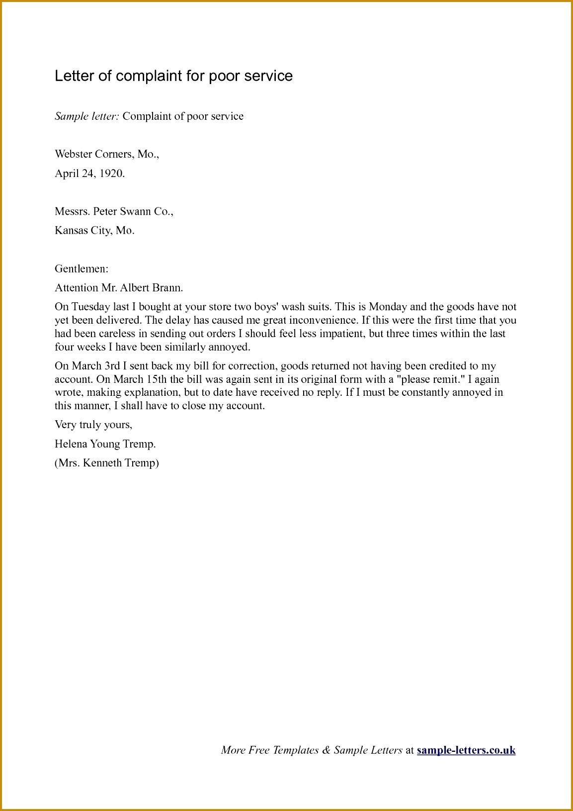 6 How to Write An Appeal Letter 80177 | FabTemplatez