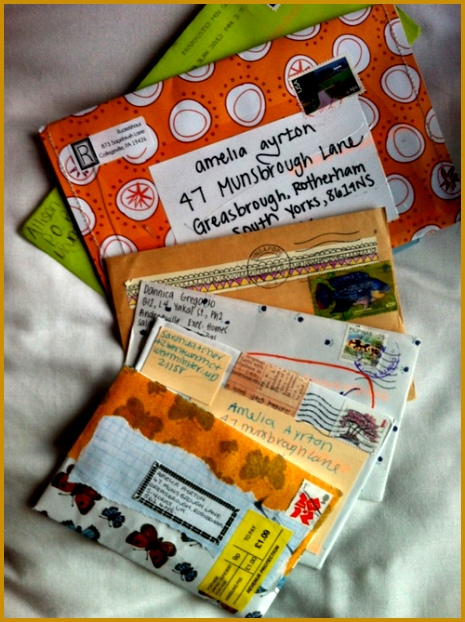 mail art i want to focus on writing snail mail again and would love to do this with my nieces and nephews 622465
