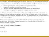 7 Letter Of Application Sample