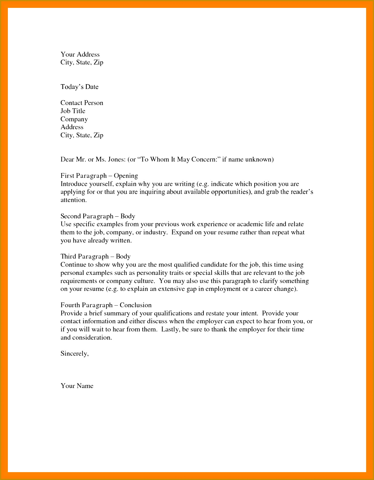 How to Turn In Your Resignation Letter Tactfully 12371586