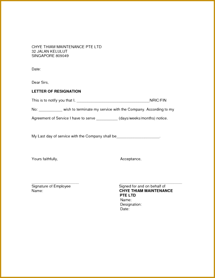 Teacher Resignation Letter Awesome A Good Example for A Letter Resignation You Will Have Resignation 735952