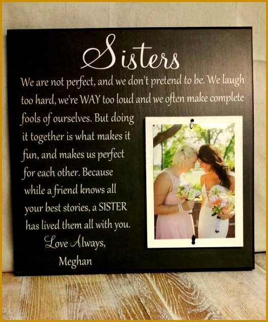 Creative Wedding Present For Sister 1000 Ideas About Sister 637530