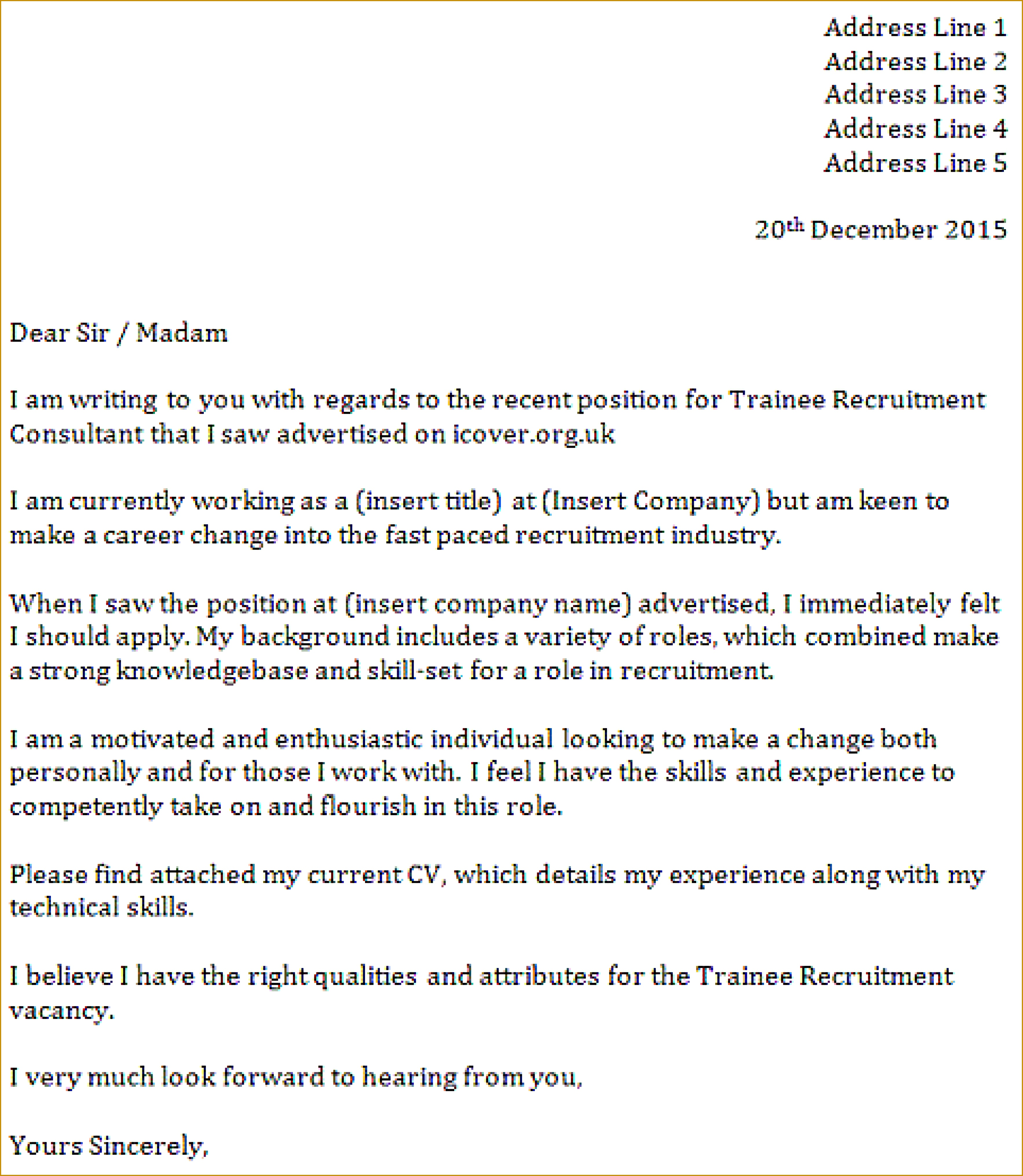 Format A Covering Letter Luxury who to Address Cover Letter to New Job Letter 0d Archives 40613534