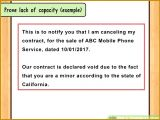 Neighbor Notification Template 41088 How to Terminate A Contract with Sample Termination Letters