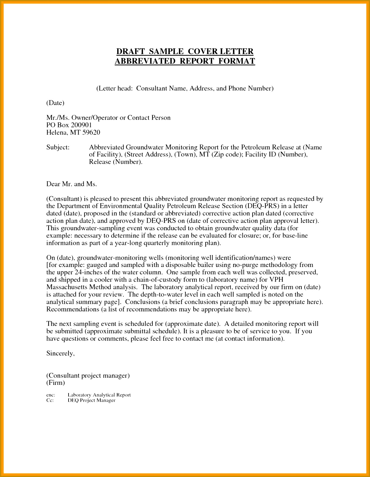 Consultant Billing Template with Od Consultant Cover Letter Fungram 12091558