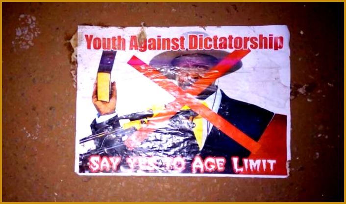 I now join all the Yellow MPigs who are advocating for lifting of the age limit to allow President Yoweri Museveni to rule forever Awangale Ssabalwanyi 418706