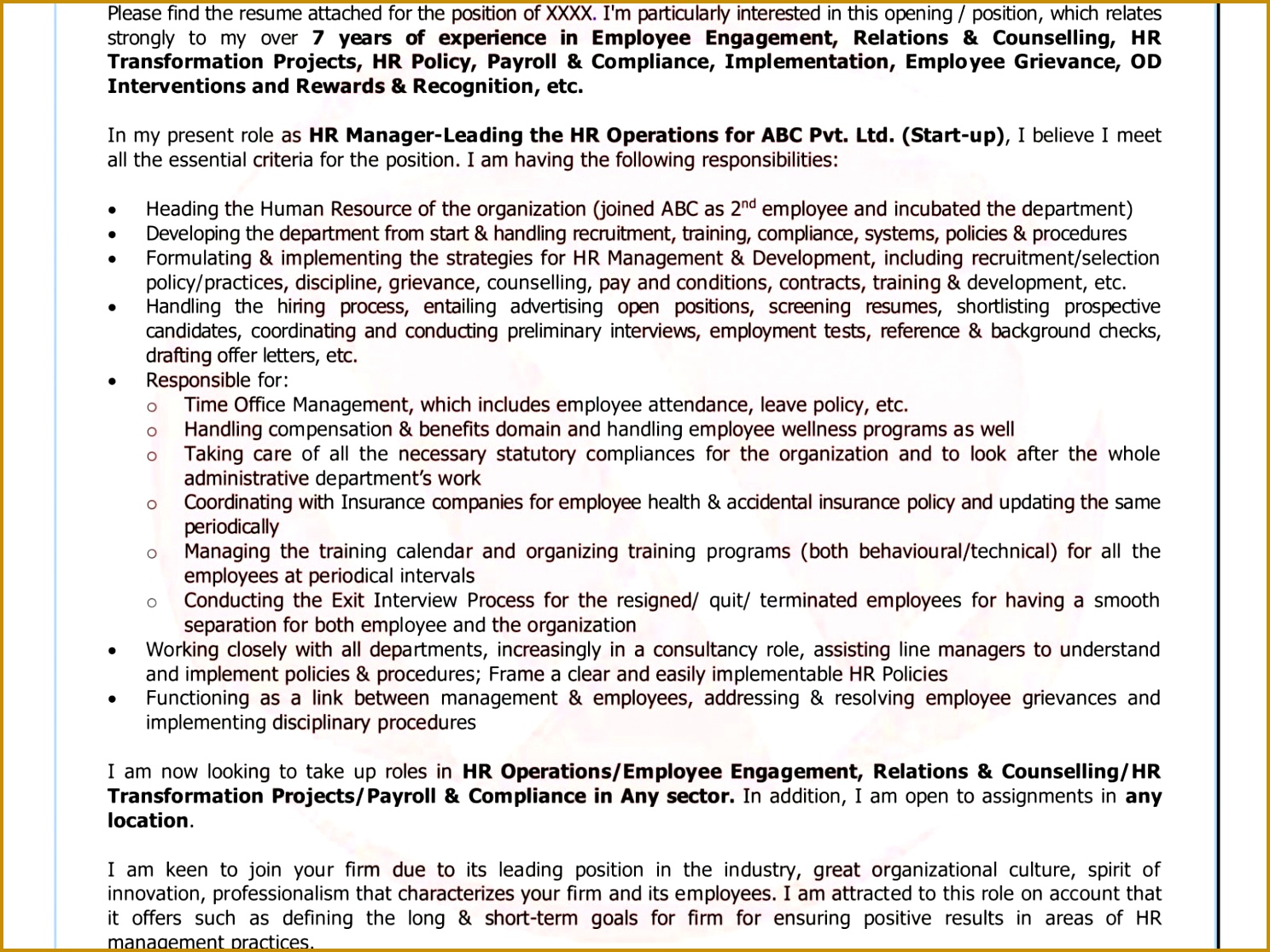 it cover letter examples Beautiful It Covering Letter Examples 17 formal Letter Template for Microsoft for 11161488