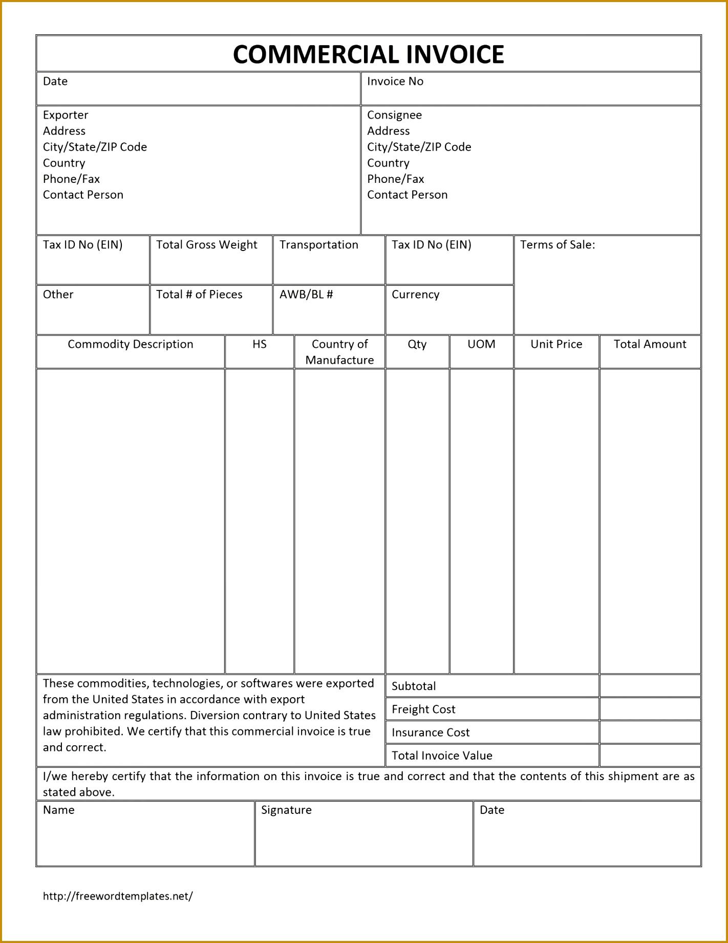 Pest Control Service Invoice Unique Microsoft Invoices Templates Free and Sample Export Invoice format Pest 18411422