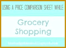 Grocery Price Book Use It To pare Grocery Prices In Your Area 159219