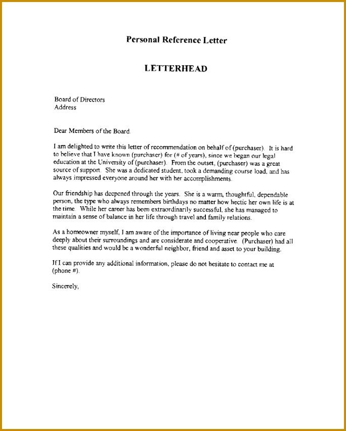 30 Elegant Job Reference Letter Template Graphics 853684
