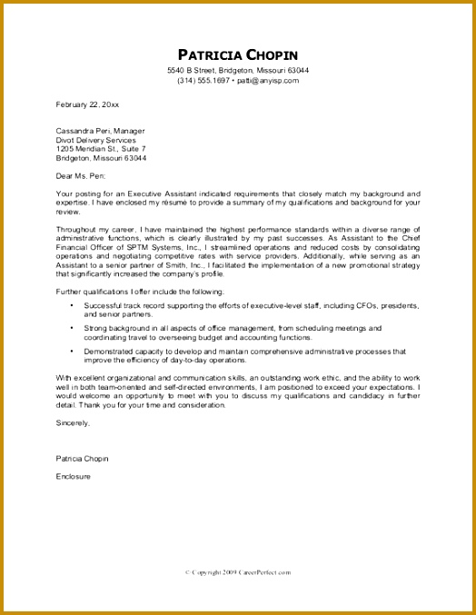 30 Inspirational Job Application Letter Examples Graphics 677524