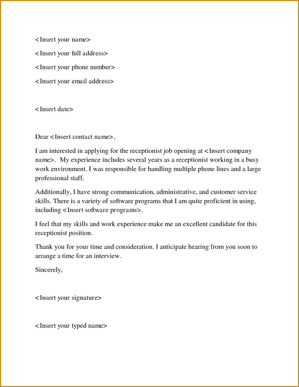 Job Aplication Cover Letter Save New Example Cover Letter For Resume Inspirational Job Letter 0d 15341185