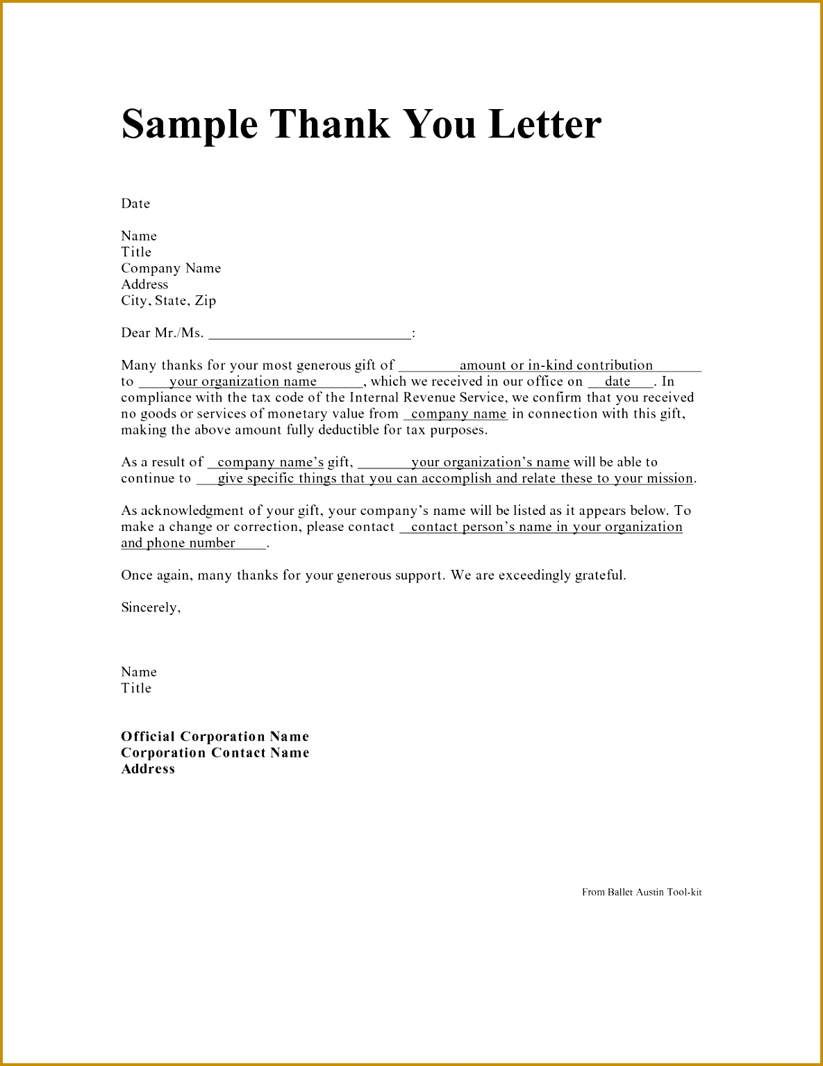 than you letter 15341185