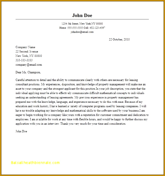 Examples Cover Letters Generally Beautiful Related Post 598561