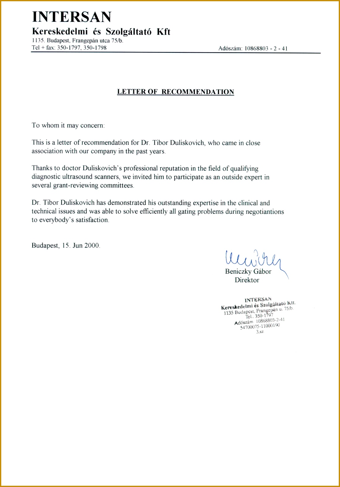 Letter Re mendation for Volunteer Unique Writing A Letter Re Mendation for A Friend Pdf format 15691098