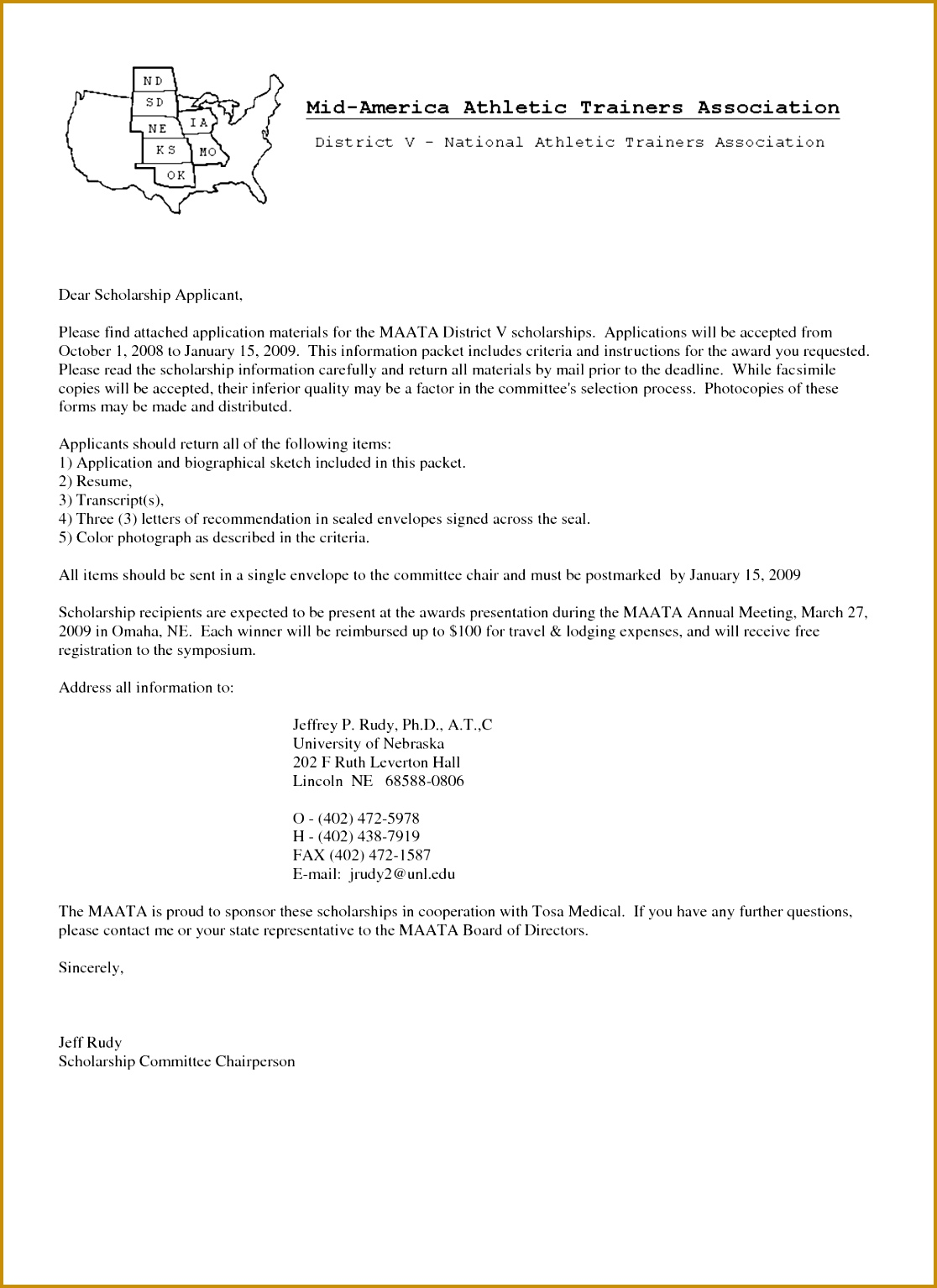 Scholarship Letter Sample Luxury Cover Letter for A Scholarship Daway Dabrowa 15341116