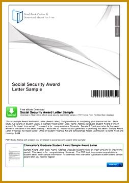 ssi awards letterpdffiller 358253