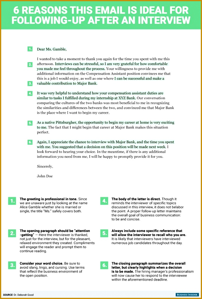 letter after job interview The 25 best Thank you interview letter ideas on Pinterest 1012684
