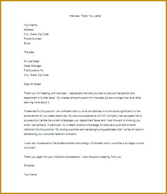 Thank You Card Leaving Job Luxury Example Thank You Letter Baskanai 632544