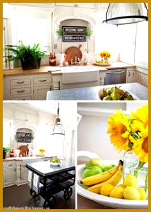 Our Shutter Gray Secretary The Lettered Cottage DR Home Inspiration Pinterest 307219