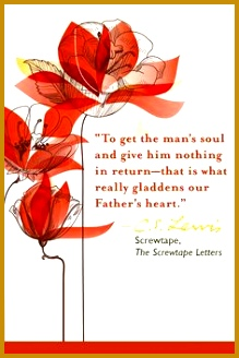 The Screwtape Letters is my favorite book by C S Lewis I love this story of a demons attempt to mess up the life of a… 219328