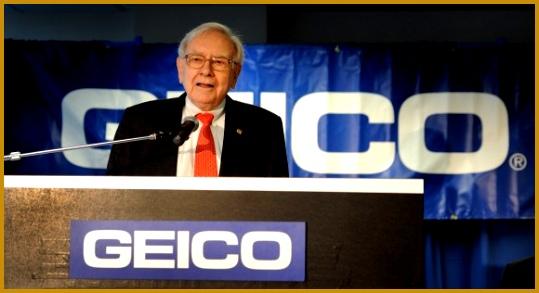 """—Warren Buffett WB1 1976 GEICO Letter """" 539293"""