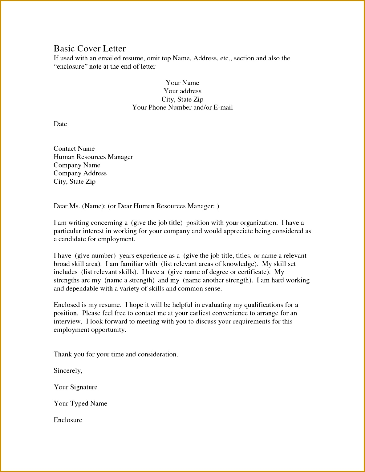 34 Fresh What Does Cover Letter Mean 15341185