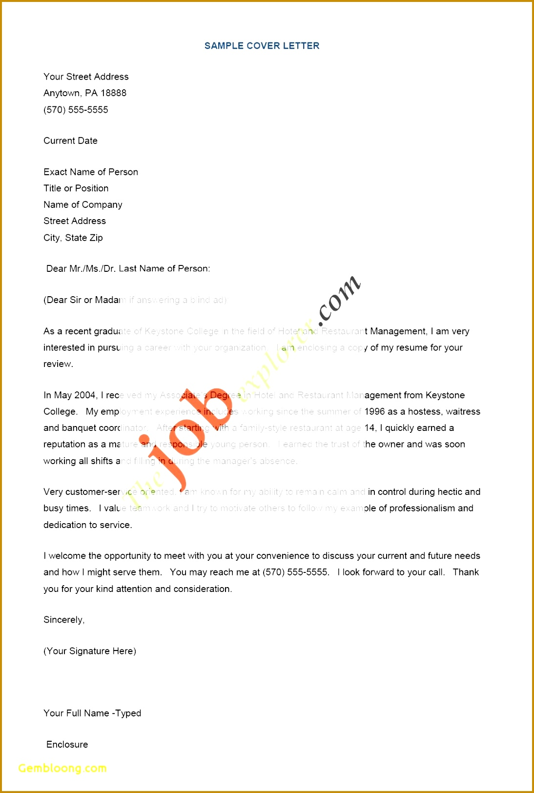 Formet Resume Luxury How to format A Resume Best Cover Letter Lovely formatted Resume 0d 16251094
