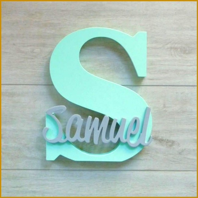 Kids Wooden Letters Name Sign Wooden name sign Nursery Letters Kids Wooden Wall 651651
