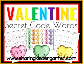 This is a FUN Valentine game that will review numbers letters letter writing 325251