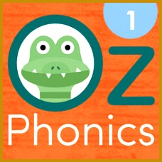 Oz Phonics 1 Phonemic Awareness and Letter Sounds 4 228228