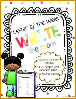 Are you looking for an activity to help your students learn their letters The Letter 325251