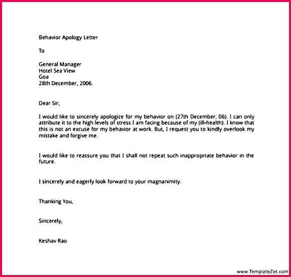 10 11 apology letter for bad behavior loginnelkriver