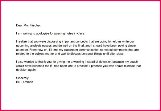 apology letter to parents Timiznceptzmusic