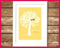 Personalized Gift for Grandma Grandma Family Tree Names of Grandchildren Grandma Gift Printable Personalized Art from Tangled Tulip