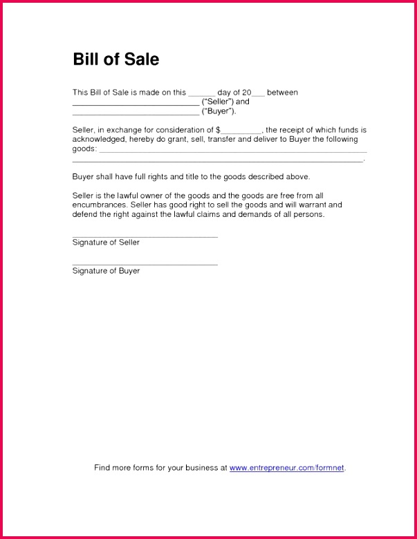 Medium to large size of free home salet form elegant bill template for car brettkahr of