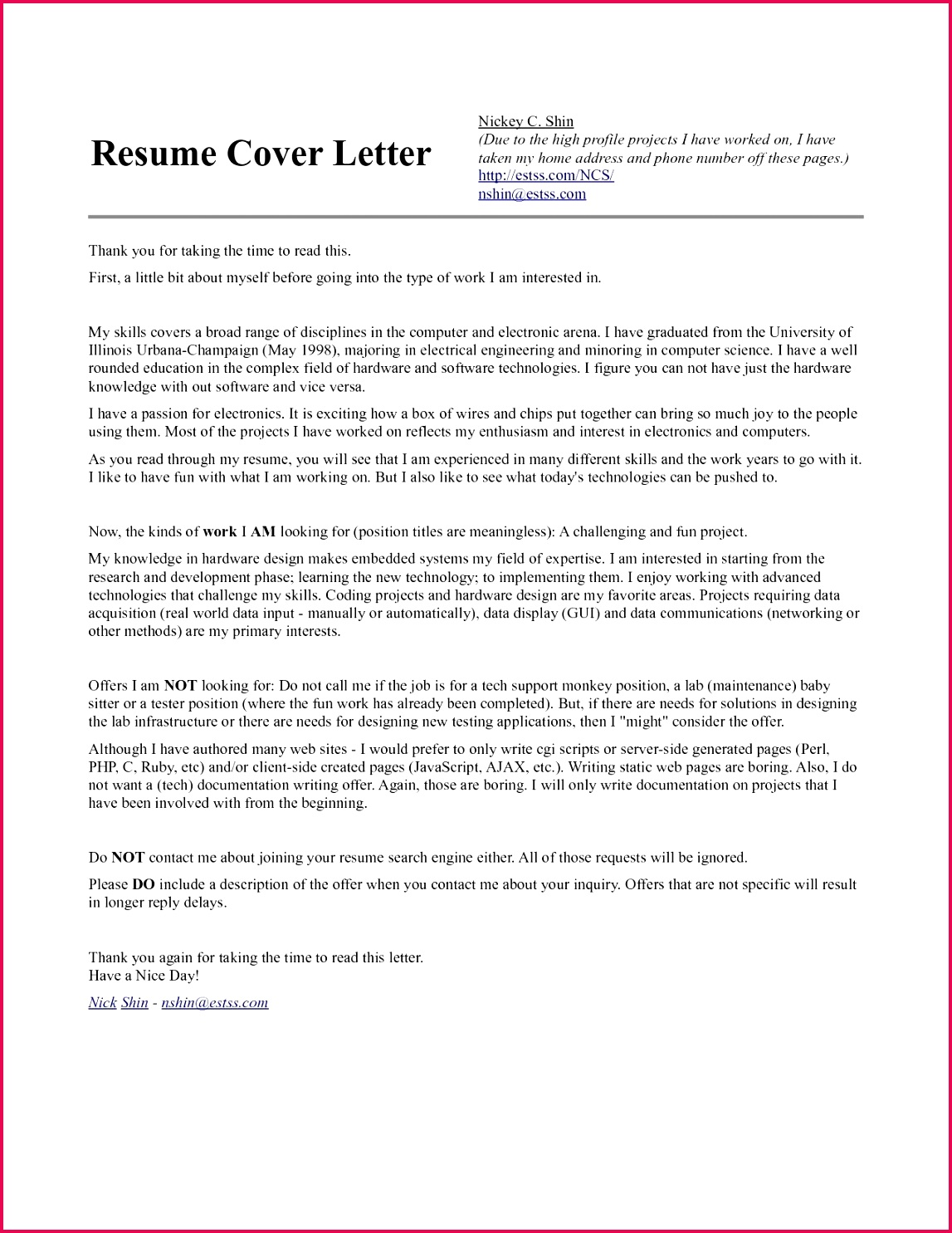 Phone Number Letters Best Best Programmer Resume Lovely Resume Cover Letter formatted